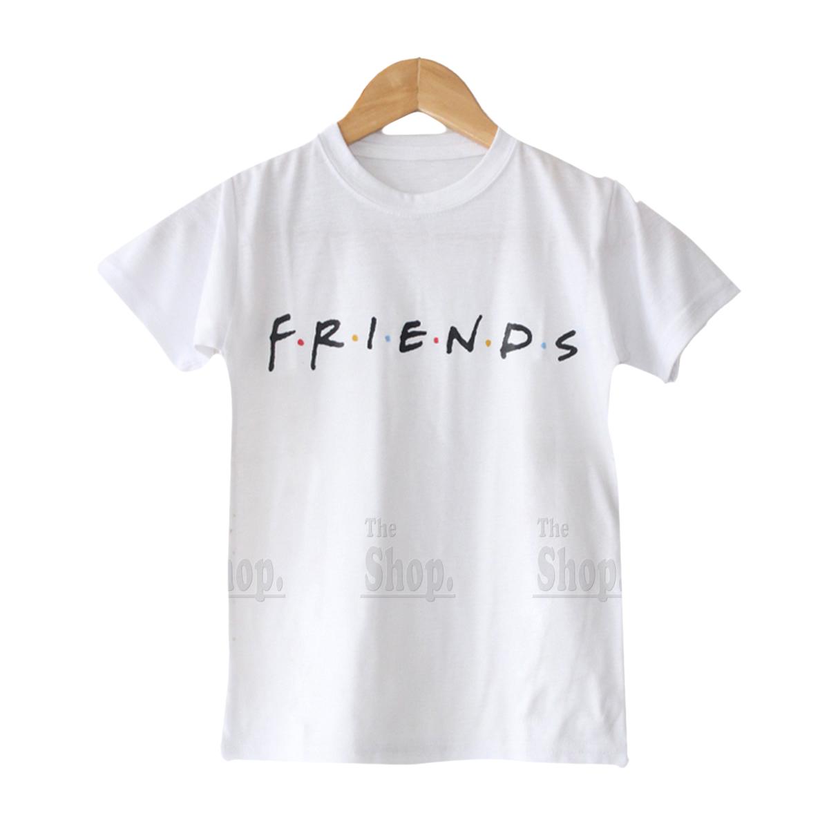 The Shop - FRIENDS T Shirt For Men & Women - NB-F1