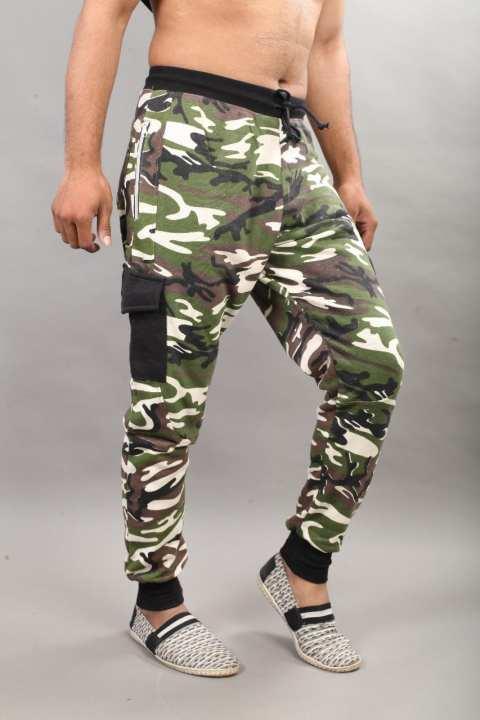 Commando Cotton 2 Pocket Trouser For Men Street-wear