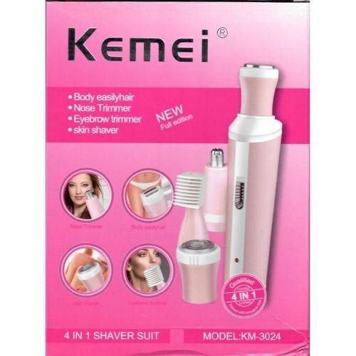 Kemei Hair Removal Machine 4 In 1 Km 3024 Buy Online At Best