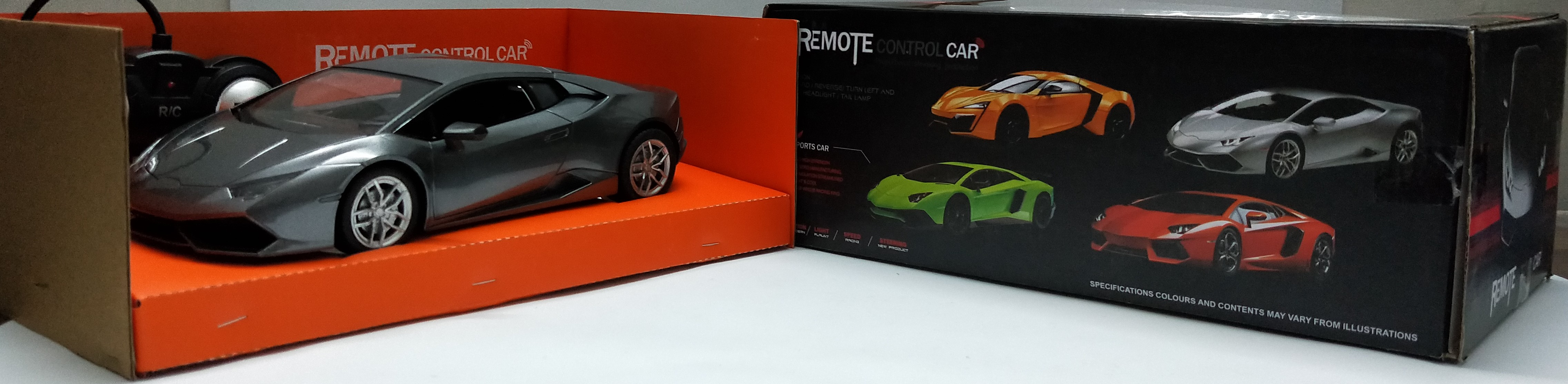 Premium Quality Remote Control Metallic Sports Car, Excellent toy for kids/boys/girls, Newest articles imported China toys cars/ gifts, Cars, Trains & Bikes Toys