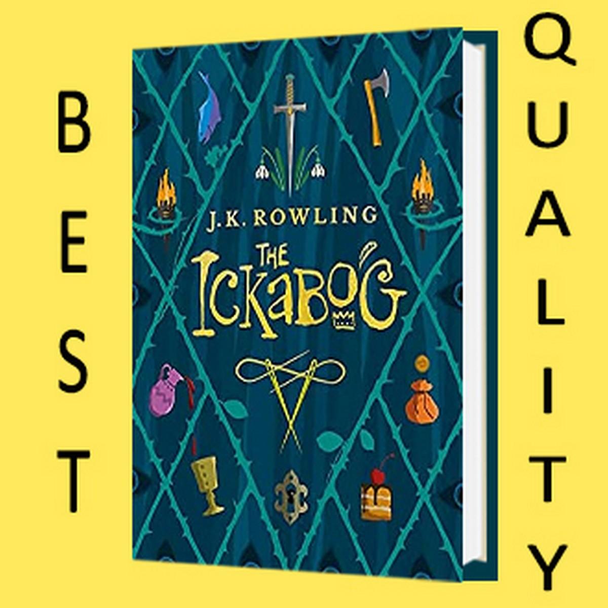 The Ickabog by J/K. Rowling