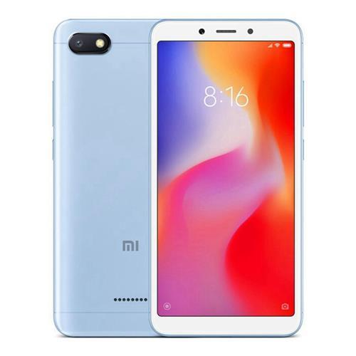 "Redmi 6A - 5.45"" HD Display - 2GB RAM - 16GB ROM - Hybrid Dual"