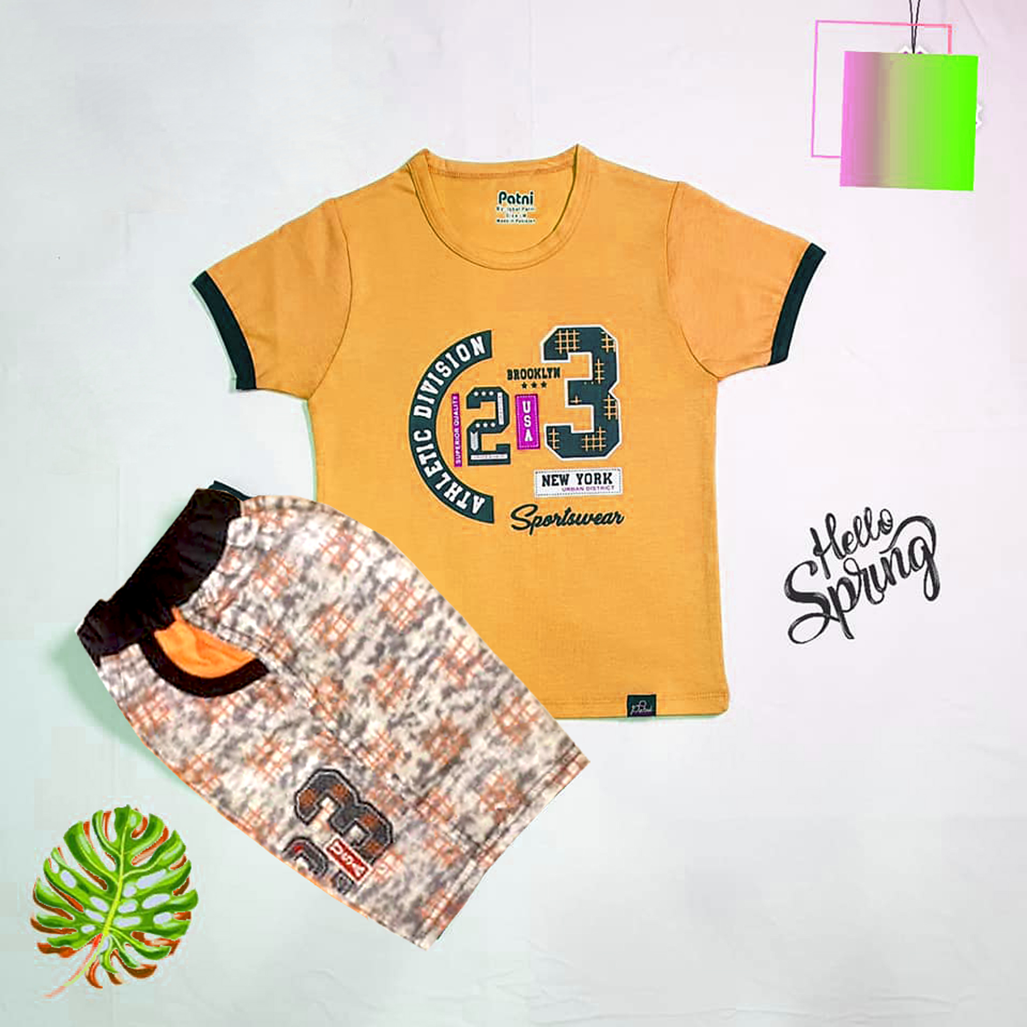 Trendy Baby Boys Kids Clothes Set 6 month to 4 Year