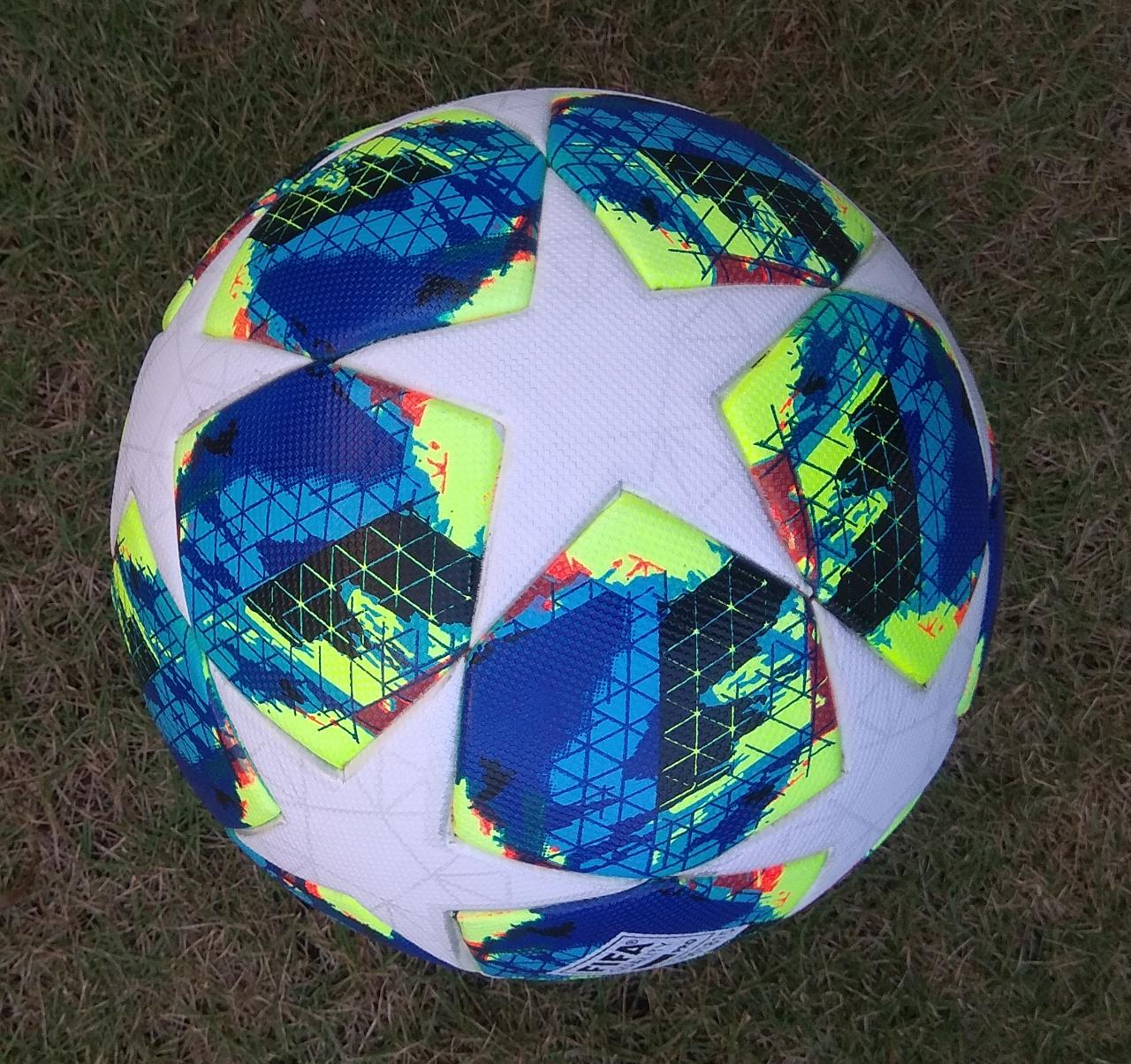 Original Branded Thermal Bonded Professional Soccer Ball Football size 5