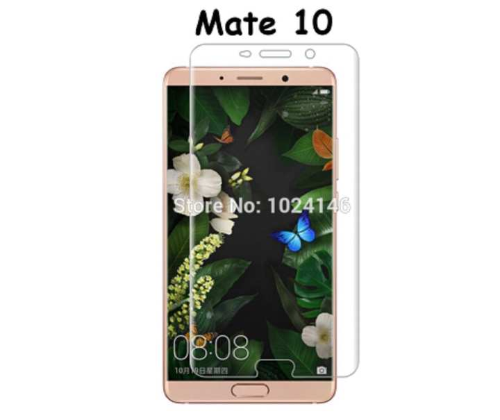 Huawei Mate 10 Full Screen EDGE-2-EDGE 3D Curved Soft PET Film Protector