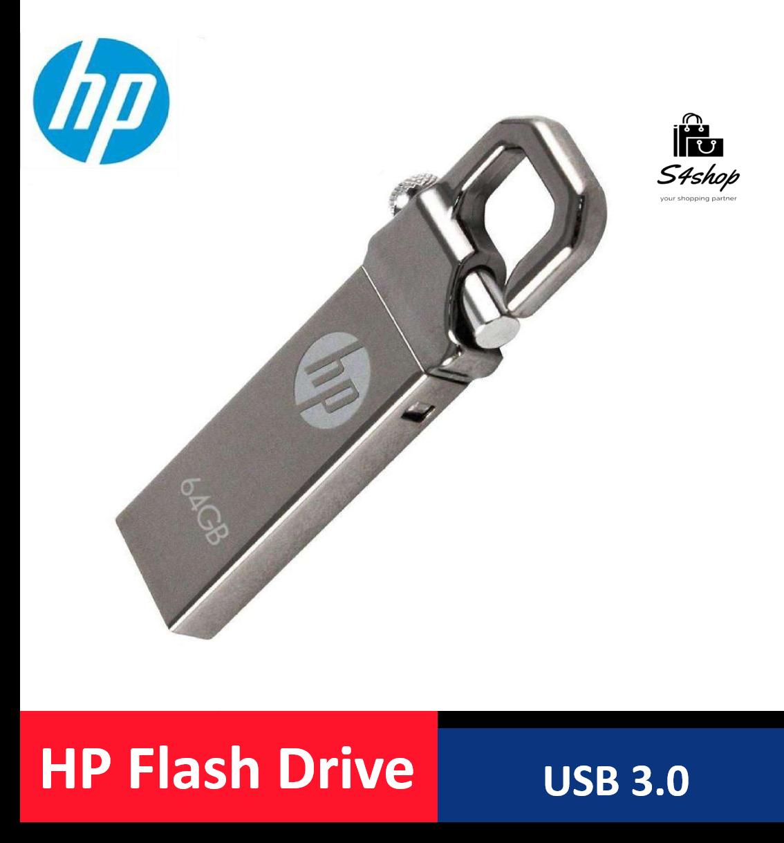 HP USB 64 GB Flash Drive  64 GB HP USB  HP USB Flash Drive