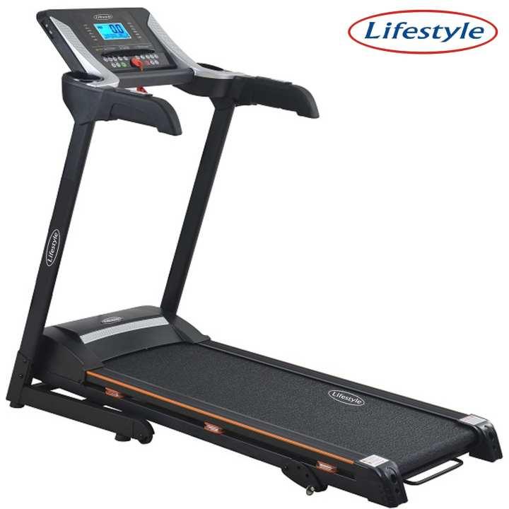 International Sports - T140 - 4HP Motorized Treadmill