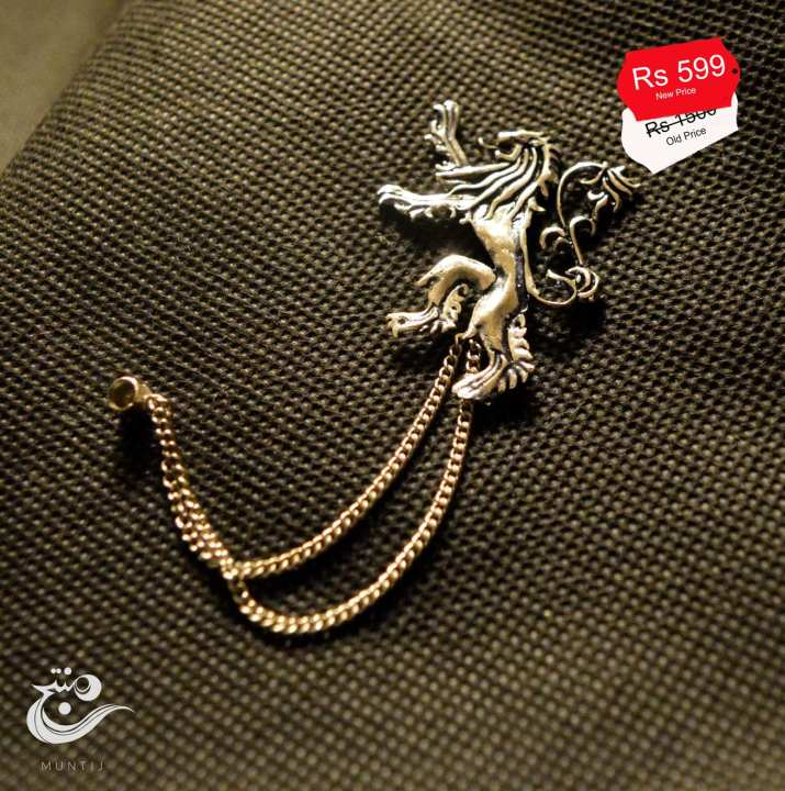 Lannisters Pin