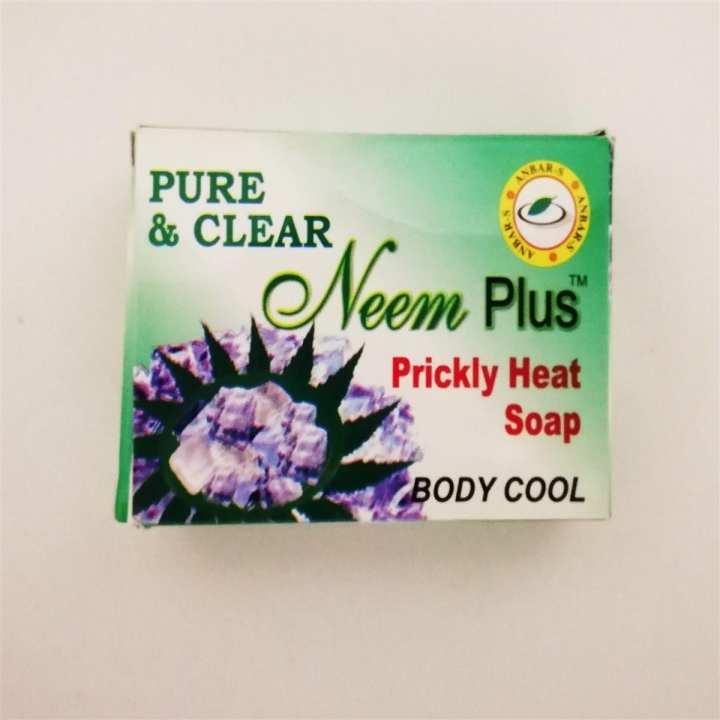 Neem Plus Prickly Heat Soap