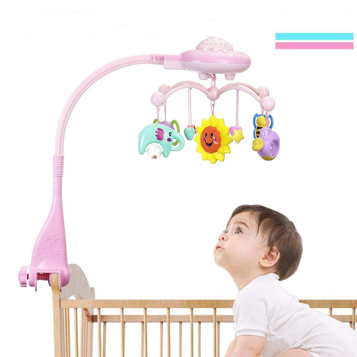 Harmonious Music Hanging Rattle Cot Toys for new born baby - Best Quality