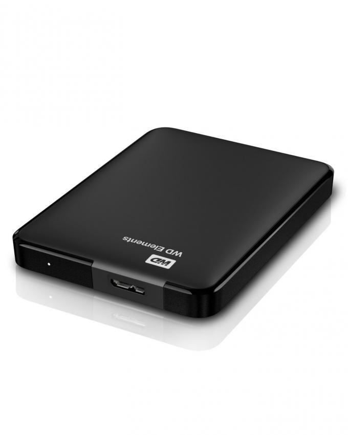 Western Digital - Usb 3.0- External Hard Drive Case