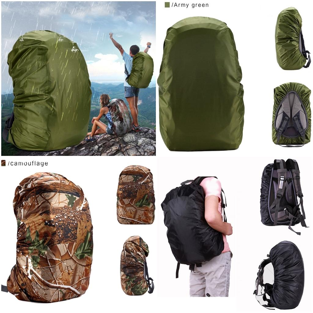 Backpack Cover - Dust and Water Proof Travel Bag Cover - 35L