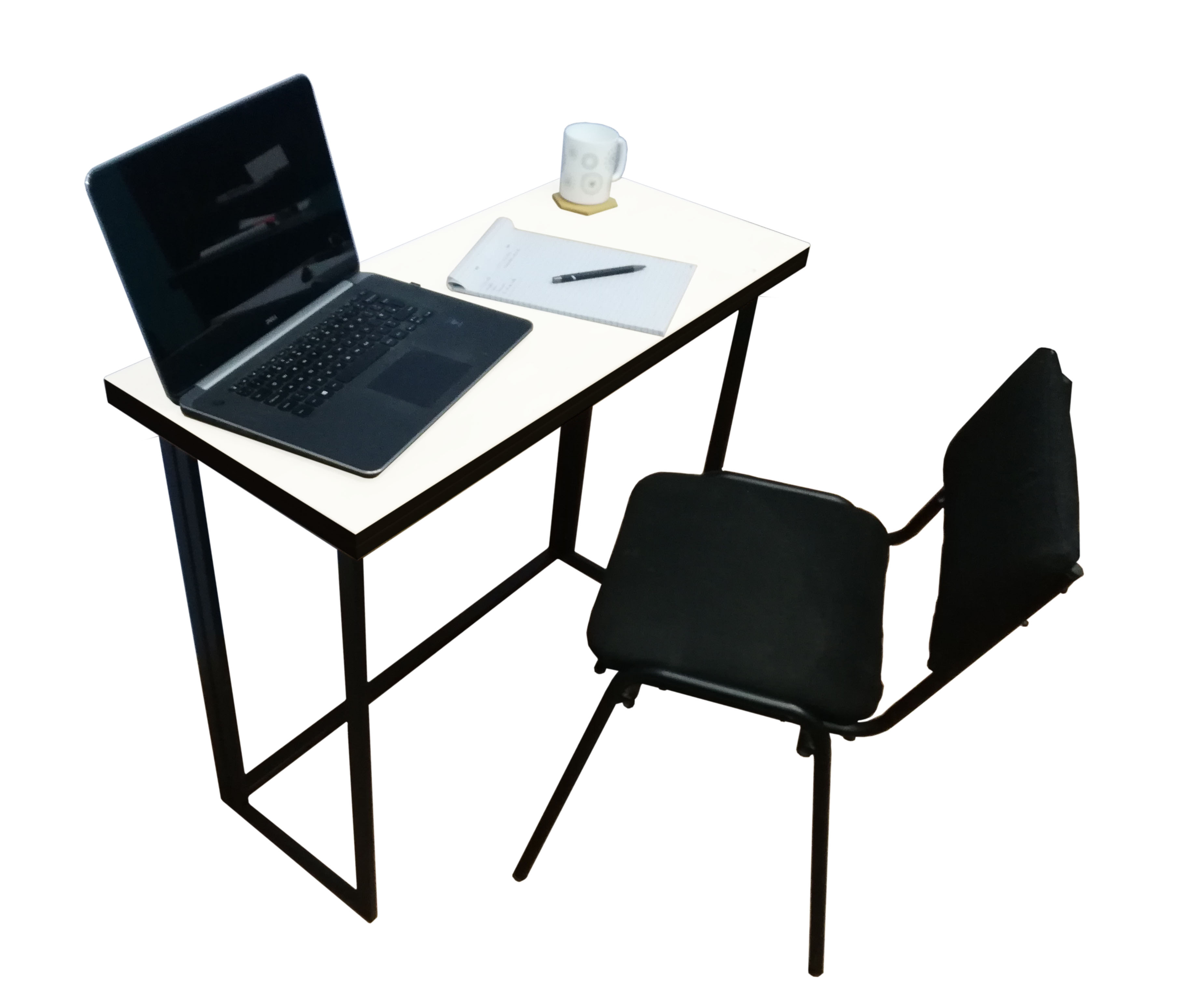 Smart Portable Folding Computer Laptop Table and Chair for Work from home office