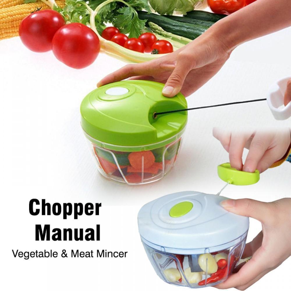 SPEEDal Speedy Chopper - Kitchen Essential - Handy Tool UP ] Manu