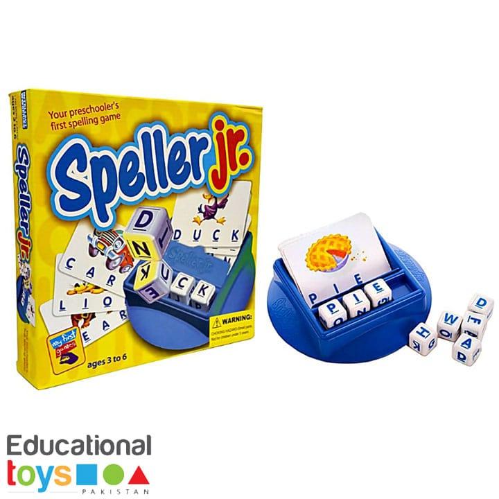Speller Jr. - English Spelling Game