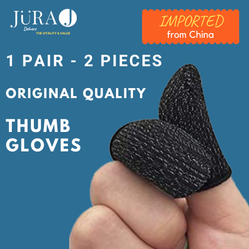 Jura-J  Pubg Finger Sleeves Pubg Thumb Gloves Accessories Controller For Pubg Mobile Trigger Triger gamepad