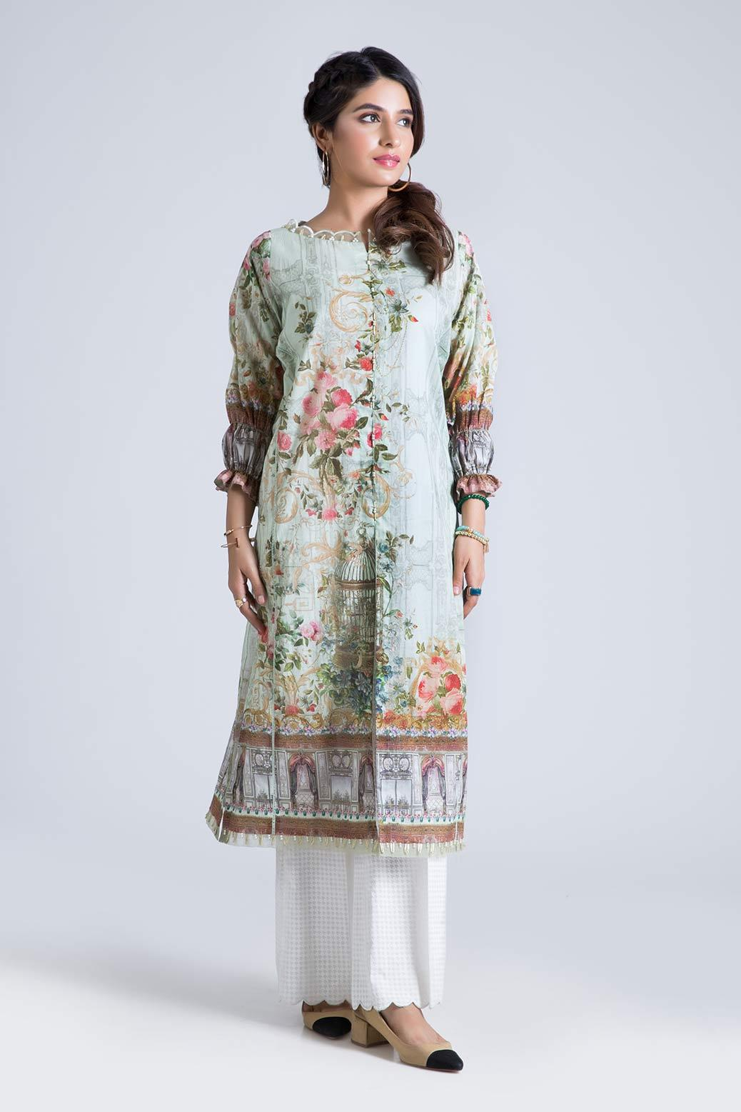 0feed891afd1 Bonanza Satrangi 2019  Summer Lawn Collection - Daraz.pk