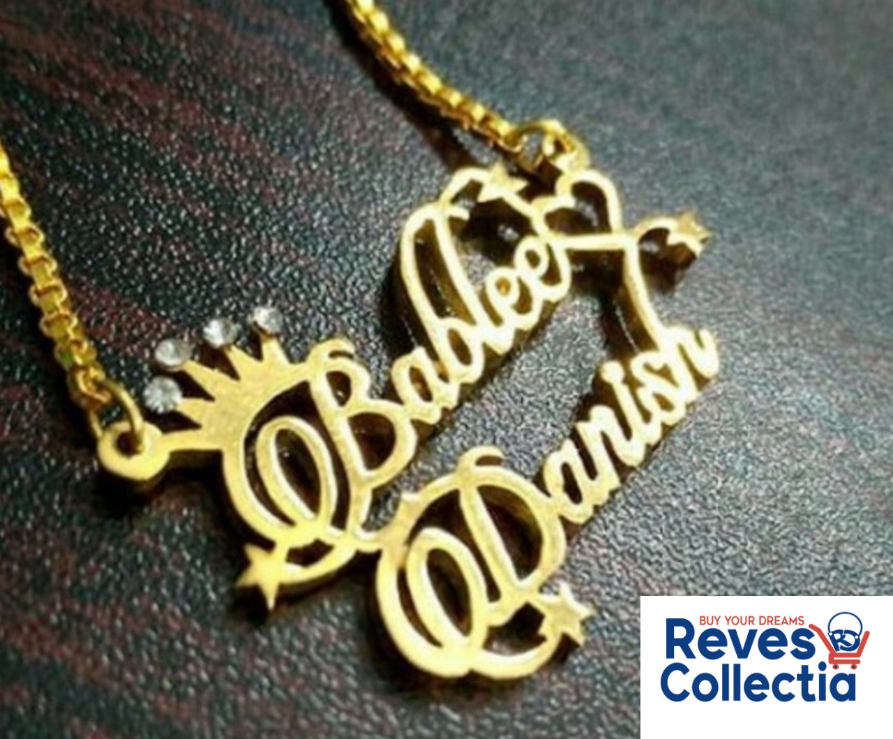 Customized name 18K gold plated name locket, Personalized Name Locket,18k Gold plated Jewelry Necklace