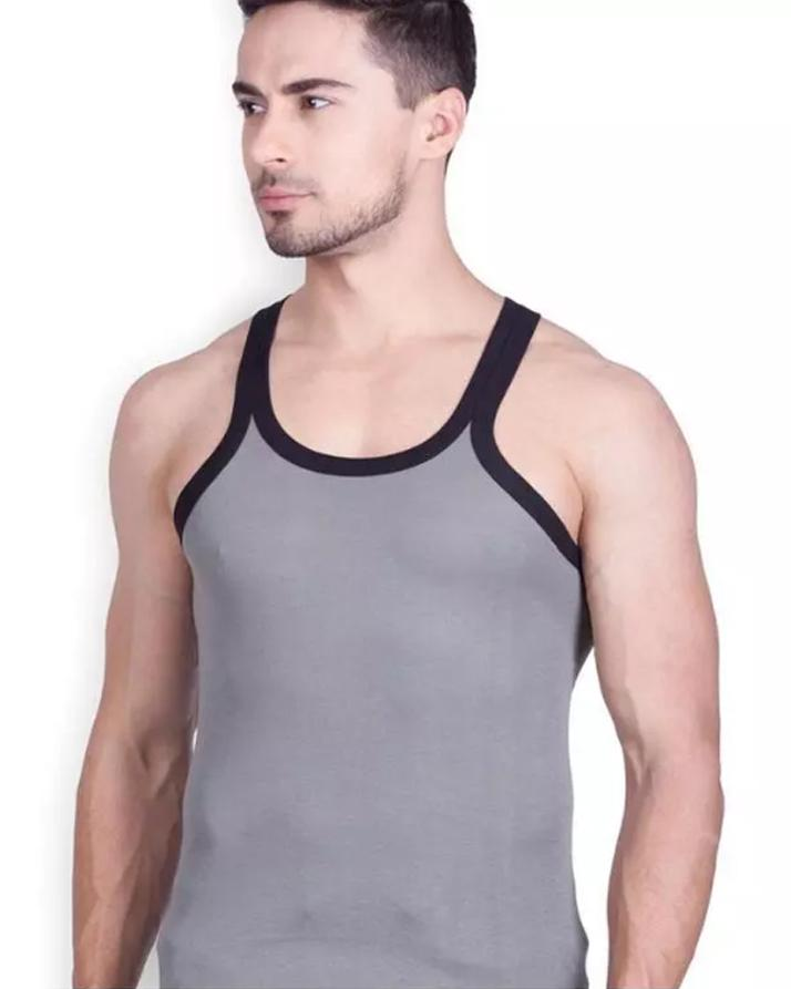 50c8c82022bcd Pack Of 2 Sleeveless GenX Gym Vest – 5501 by Lux  Buy Online at Best Prices  in Pakistan