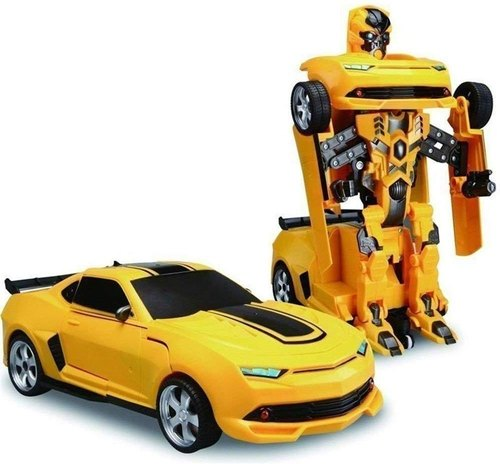 Transformer Robot Car Very Large Size For Kids Imported