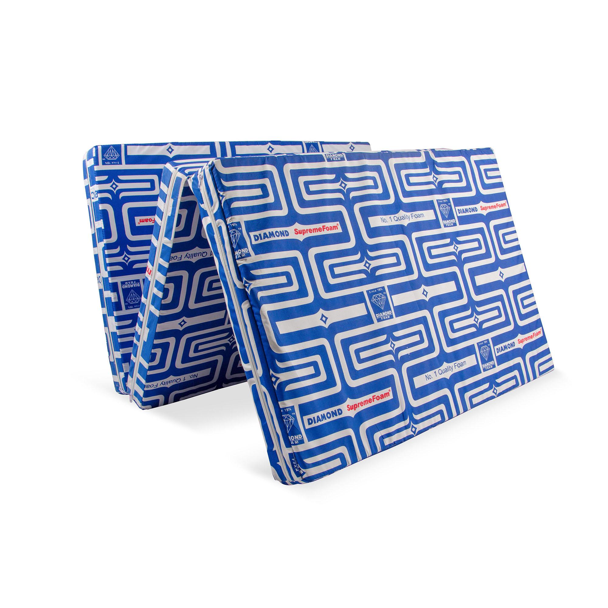 Folding Mattress Original Blue Buy Online At Best Prices In Pakistan Daraz Pk