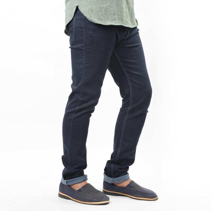 The Blue Asphalt Jeans