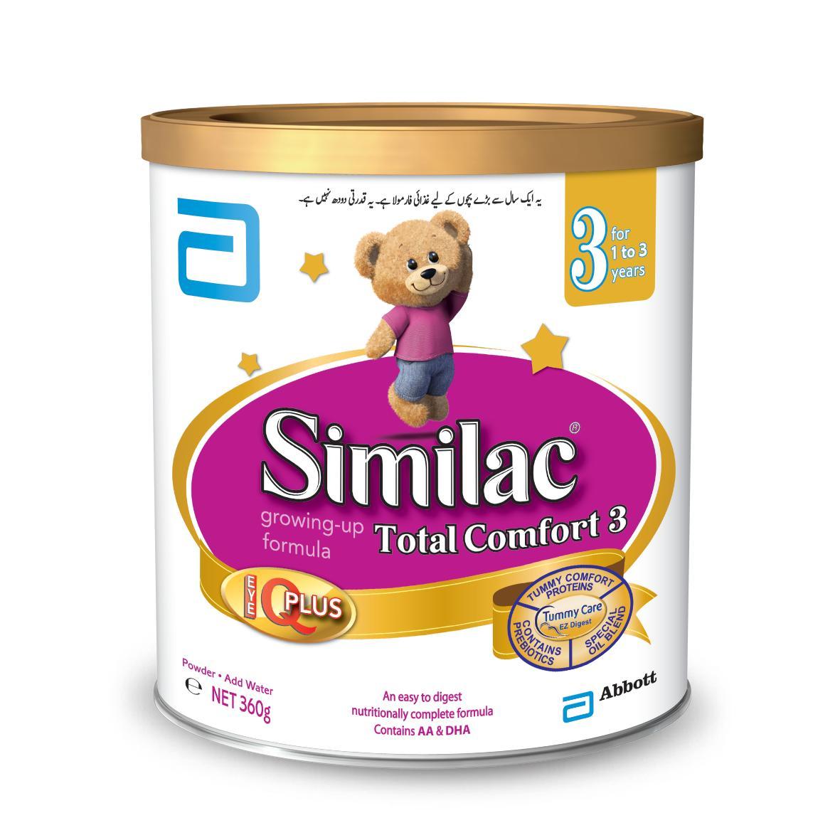 Similac Comfort Stage-3 Powder - 360 Grams