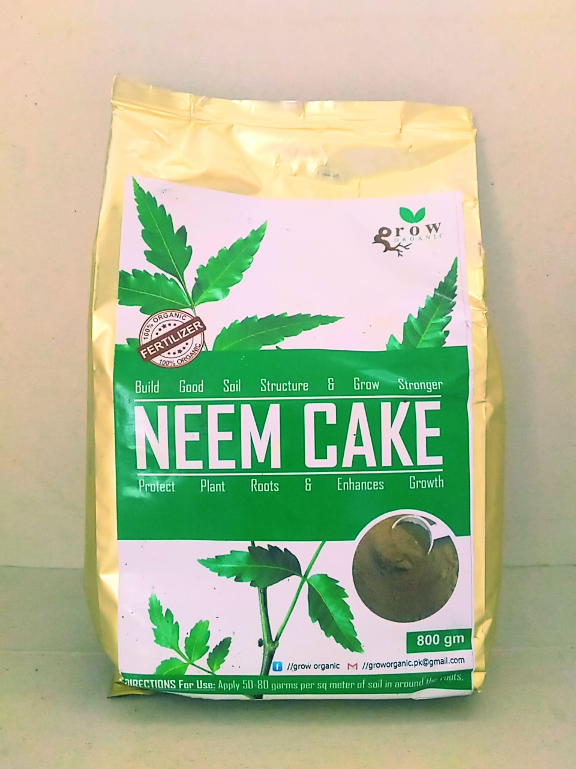Neem cake fertilizer 800gm