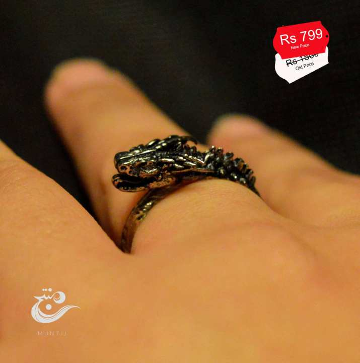 Targaryen dragon Ring (Small)