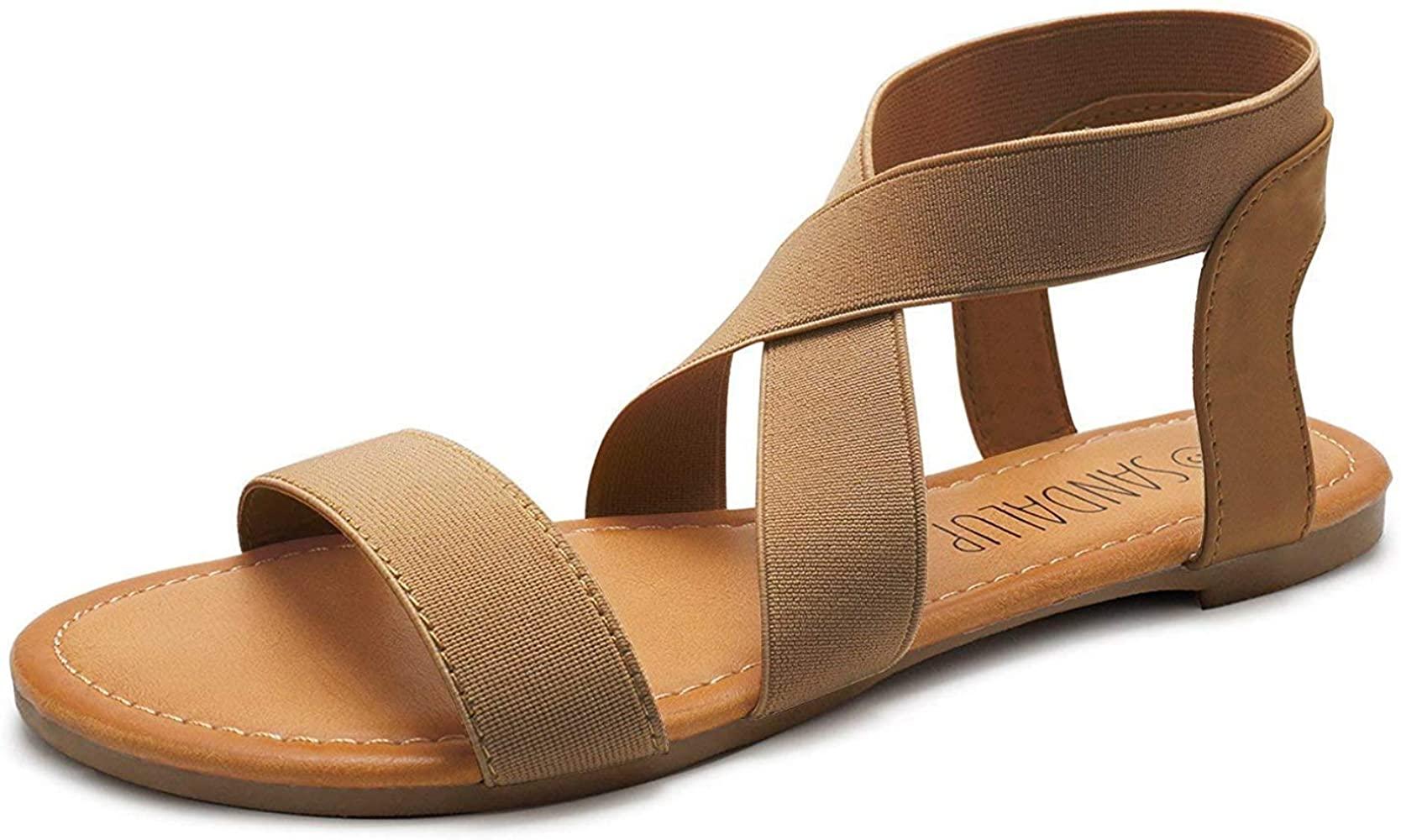 Hamza Footwear - Ladies flat sandal