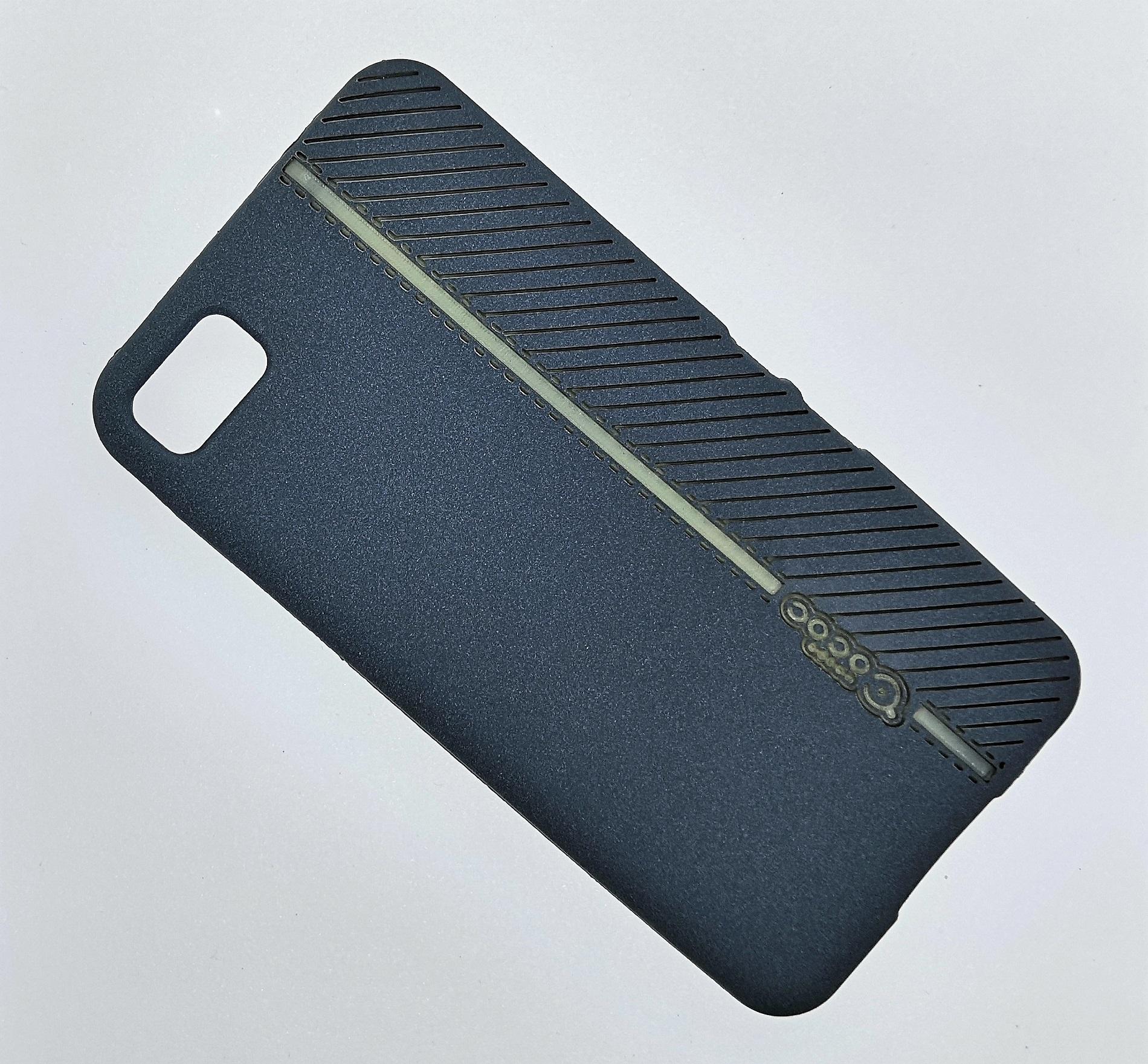 BlackBerry Z10 COCOC Slim Leather Case - Leather Case