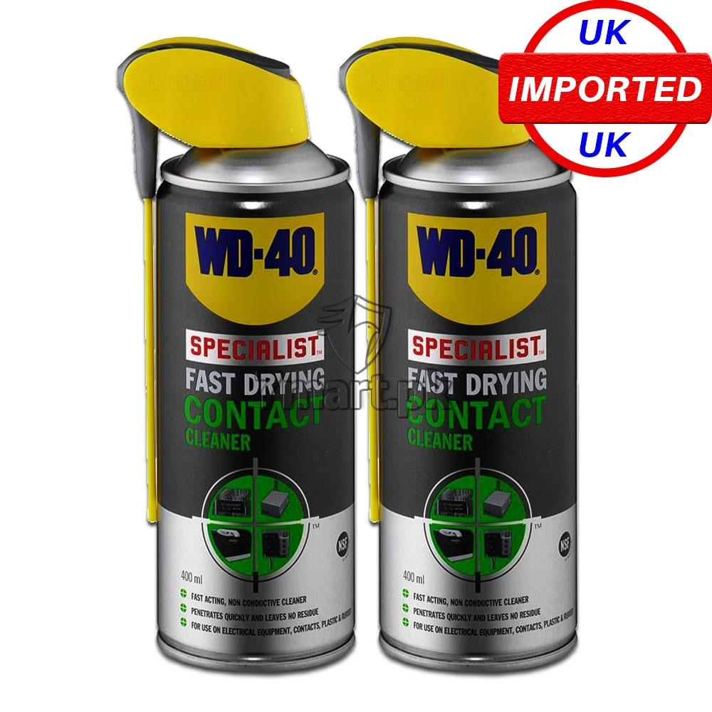 WD-40 Two Electrical Contact Cleaner 400 ml