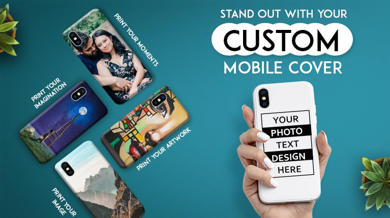 CUSTOMIZED MOBILE COVER FOR ALL MODELS