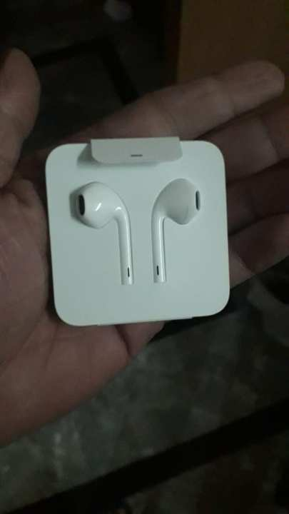 iphone x  7 plus 7plus 8 8plus xs xr xsmax max original handfree headphone  box pulled