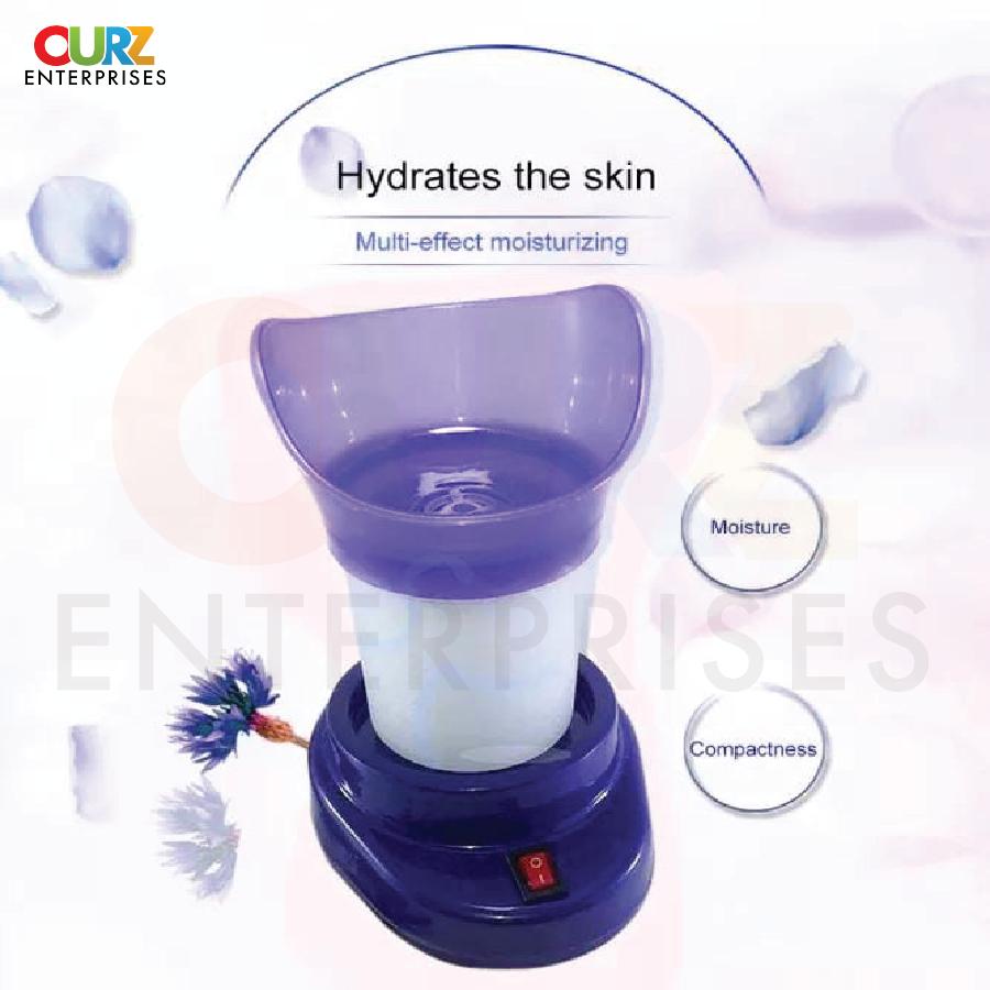 Shinon the Steam Facial, Steamer and Inhaler for Block Nose and Facial Usage, 2 in 1 Massager Tool, Shinon Original Facial Steamer