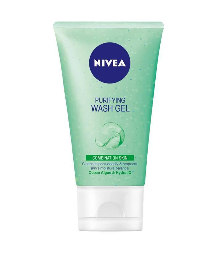 Nivea Purifying Face Wash Gel 150 ml