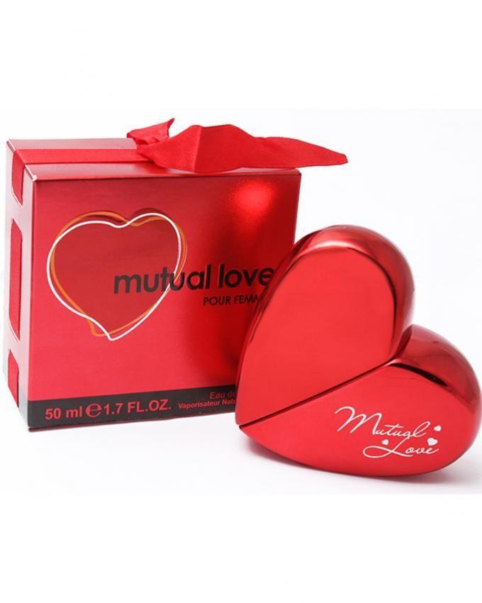 Heart Shape Love Perfume Original 50ml Red For Unisex Women Ladies Girls Men Boys Gift Pack 14 February Gift Valentines Day Gift Marriage Gift Special Gift Eid Gift Part Gift Anniversary Gift