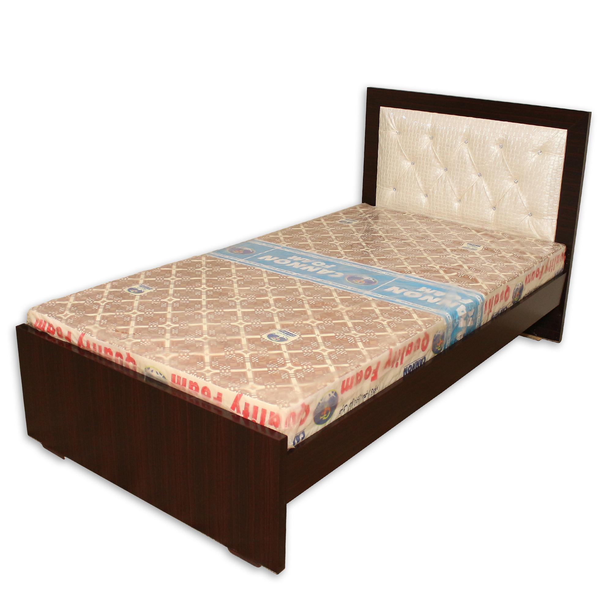 Single Bed Without Mattress p-233