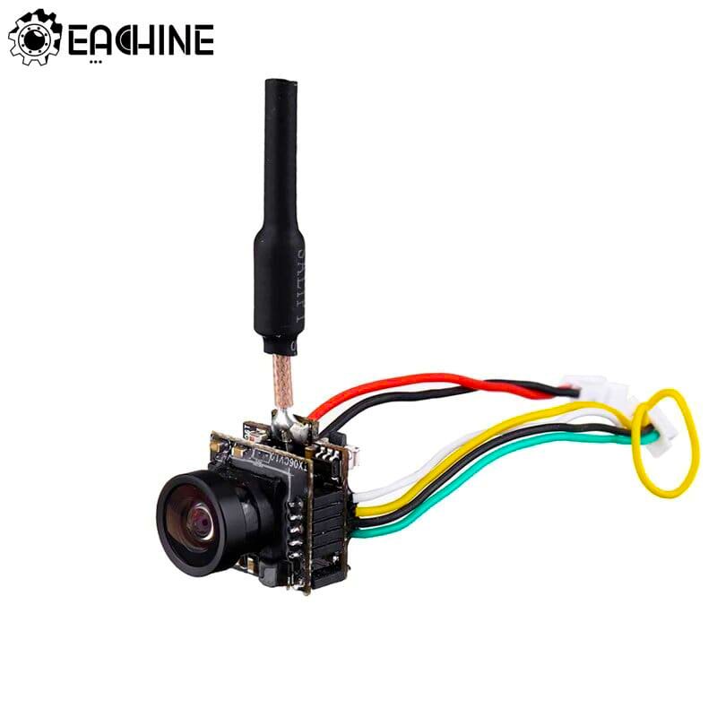 Eachine TX06 700TVL PAL FOV 120 Degree 5.8Ghz 48CH FPV Mini Smart Camera Support OSD Pitmode AIO Transmitter For RC Helicopter Quadcopter Plane