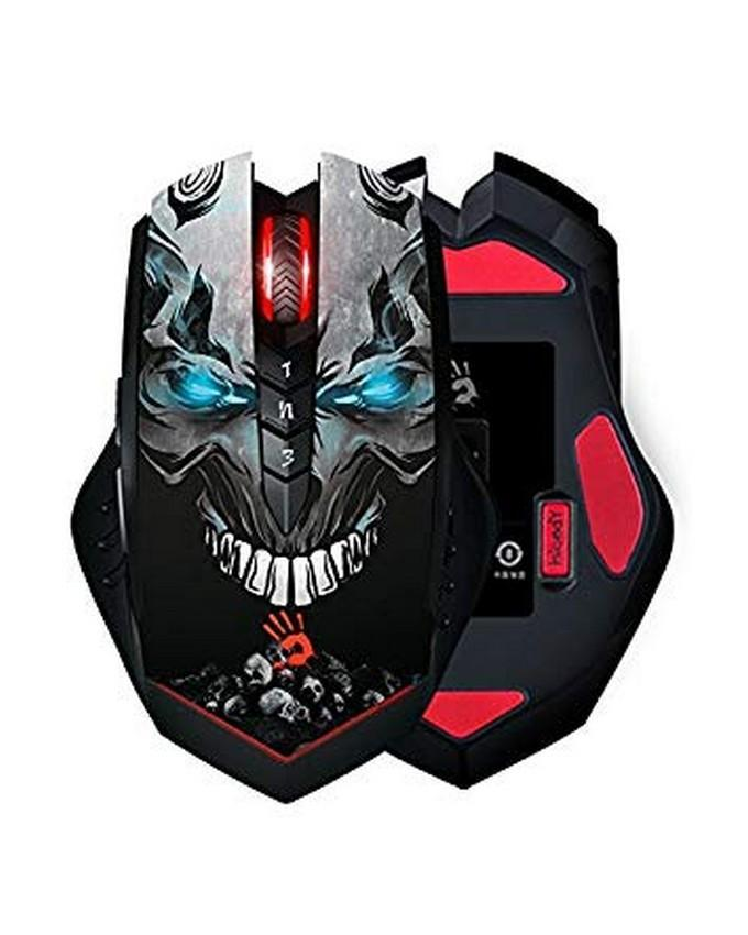Image result for A4Tech Bloody R80 Light Strike Wireless Gaming Mouse