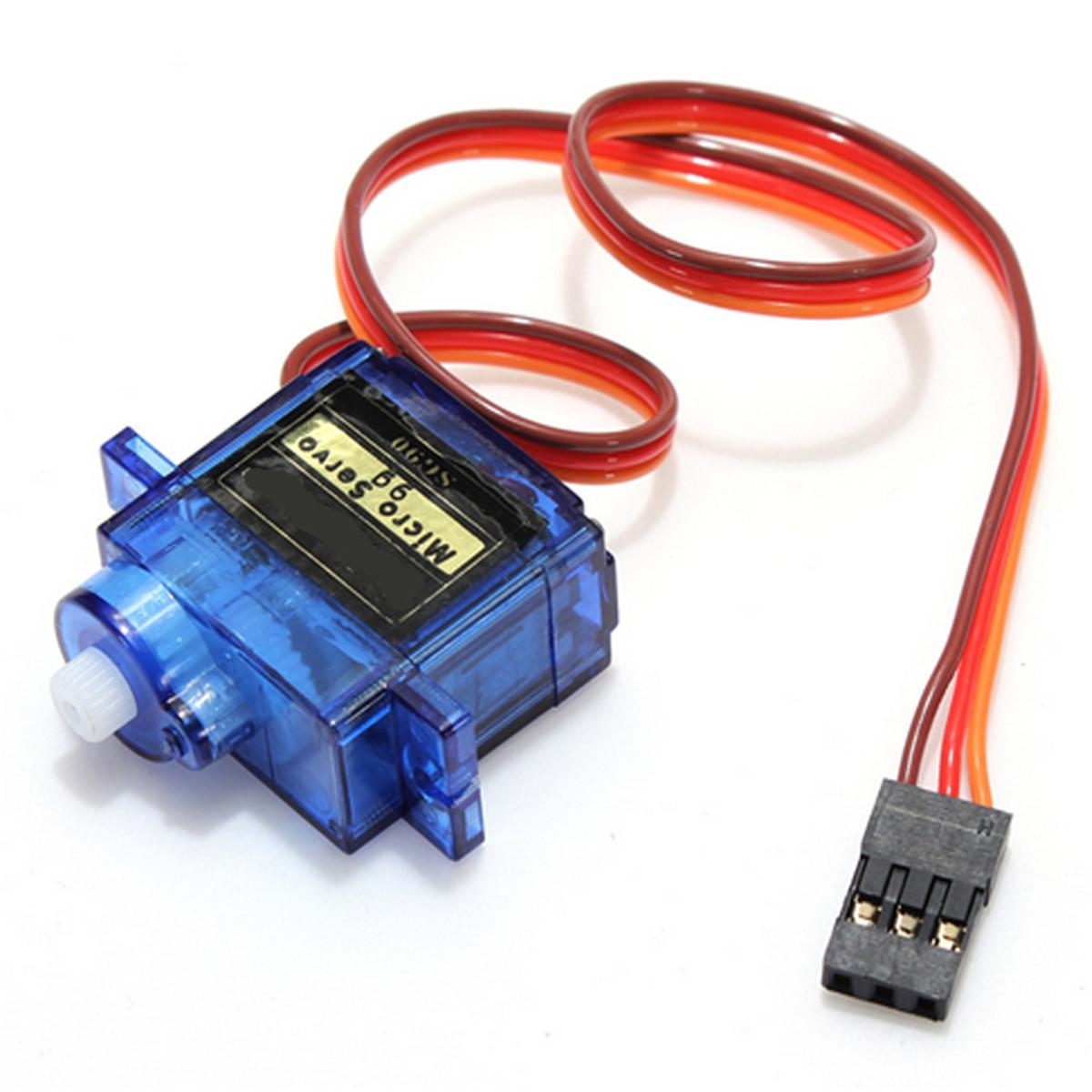 SG90 9G Micro Servo Motor For Robot 6CH RC Helicopter Airplane Controls for Arduino