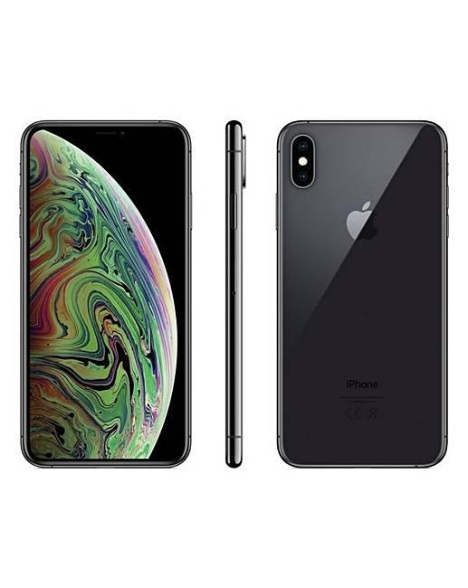 Apple Iphone XS MAX Mobile Phone - 6 5