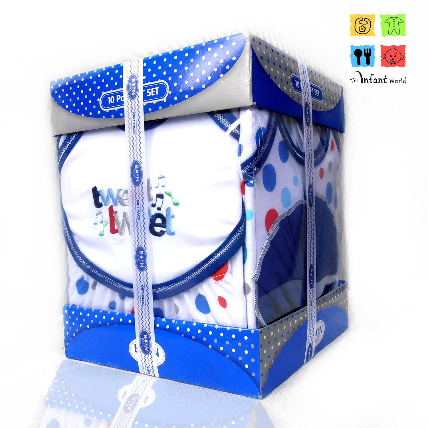 f2677a453e80e 10 Pcs New Born Baby Gift Set  Buy Online at Best Prices in Pakistan ...