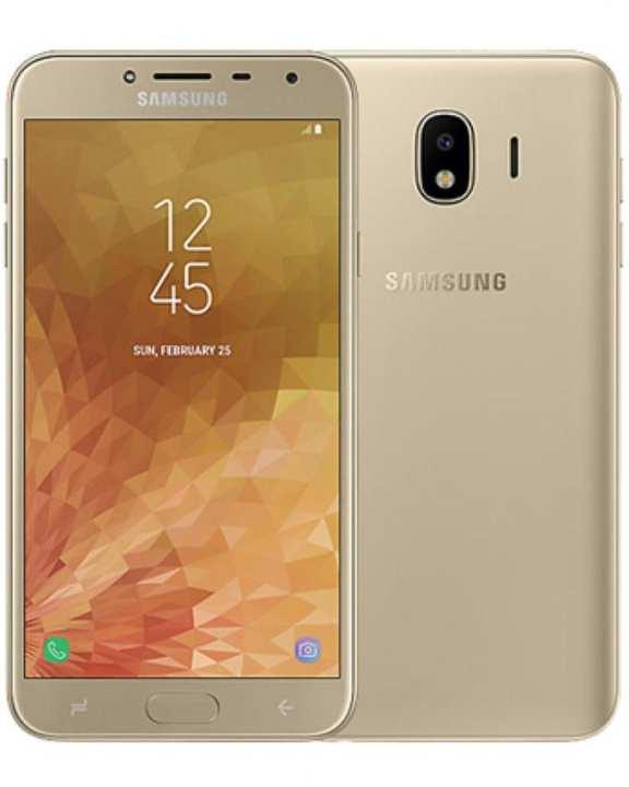 "Samsung Galaxy J4 (2018) - 5.5"" sAMOLED - 2GB RAM - 16GB ROM - Dual SIM"
