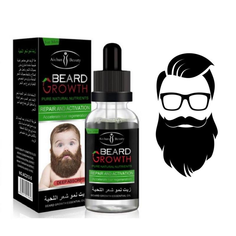 (Best Selling) Beard Growth Oil for Men 30ml