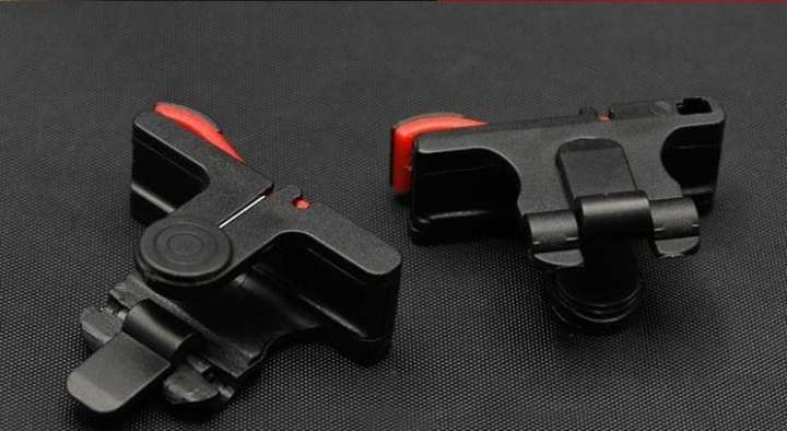 2Pcs Pubg Mobile Controller L1 R1 Triggers,Shooter