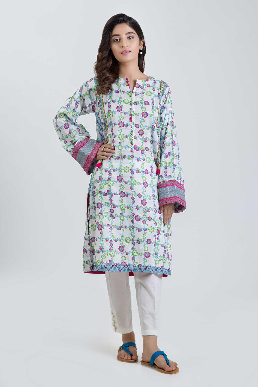 0feed891afd1 Bonanza Satrangi 2019  Summer Lawn Collection - Daraz.pk