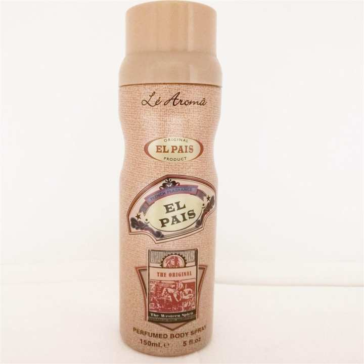Le Aroma EL PAIS Perfumed Body Spray 150ml
